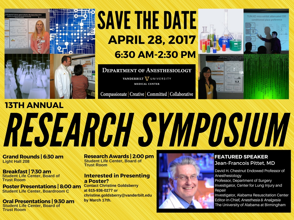 2017 Research Symposium