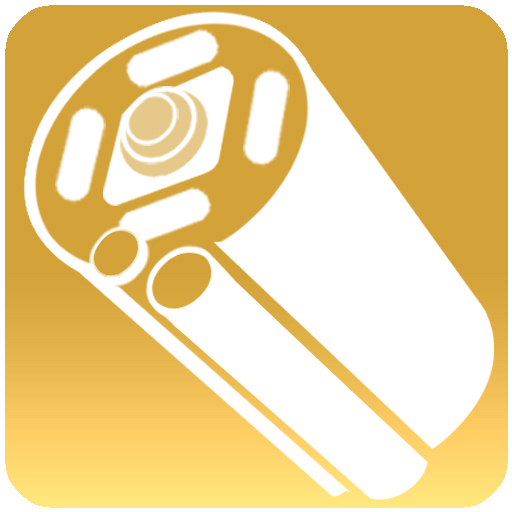 App icons showing a capsule on a gold background