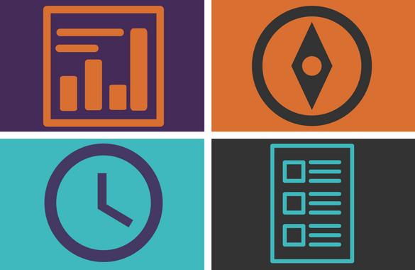 project management graphics
