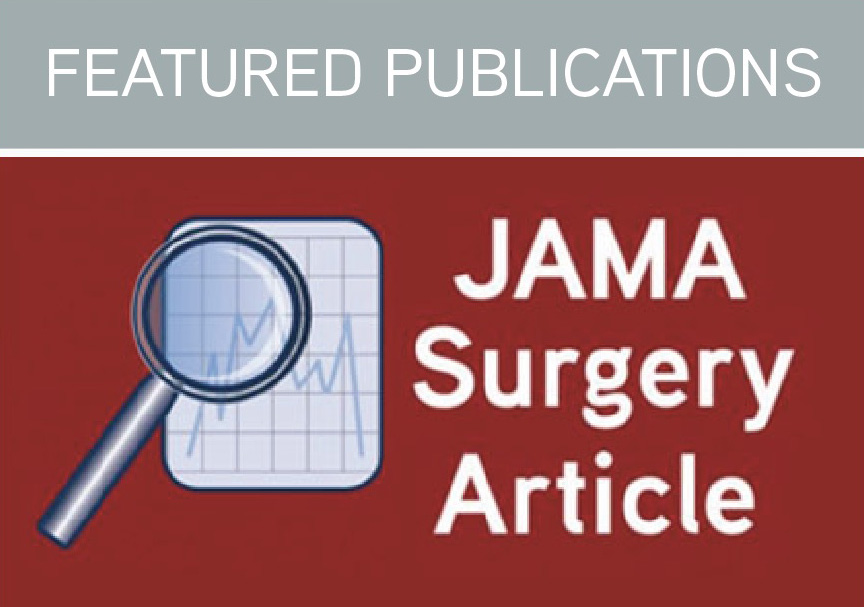 Featured Publications JAMA Article