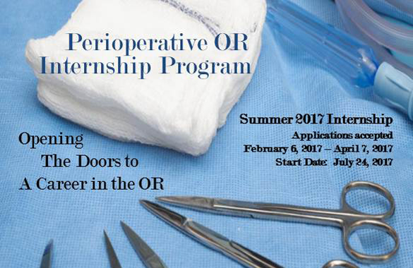 Perioperative OR Internship Program