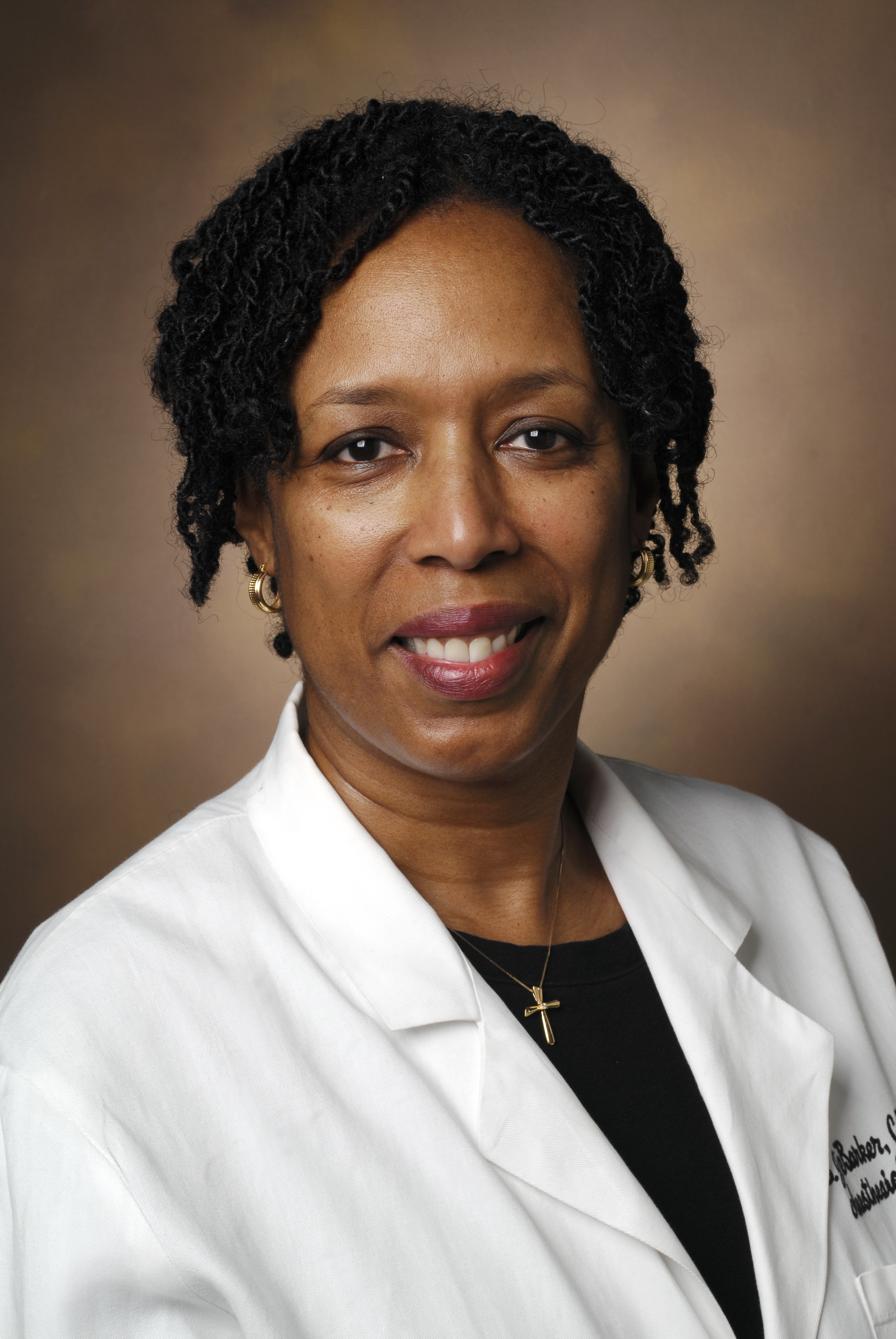 Beverly Barker, CRNA