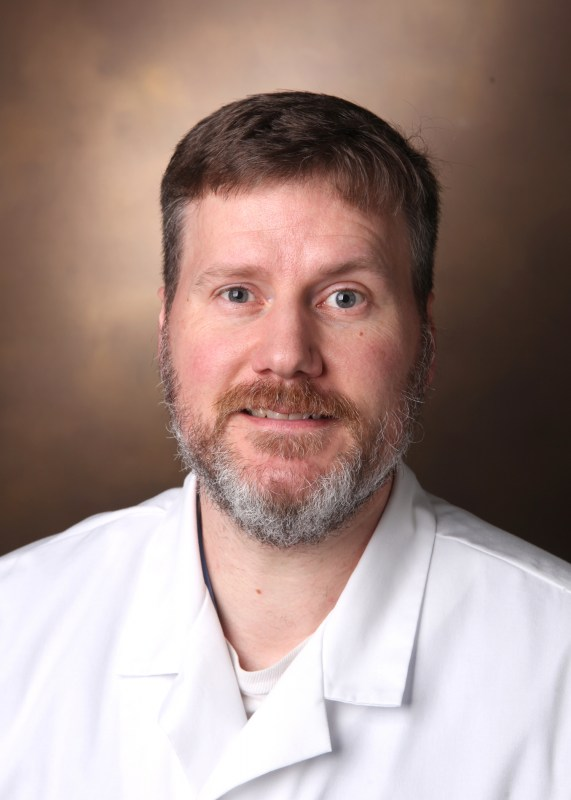 James Boggess, CRNA