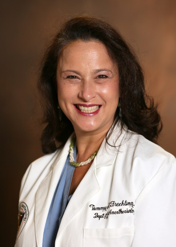 Tammy Freehling, CRNA-Neurosurgery Service Specialist