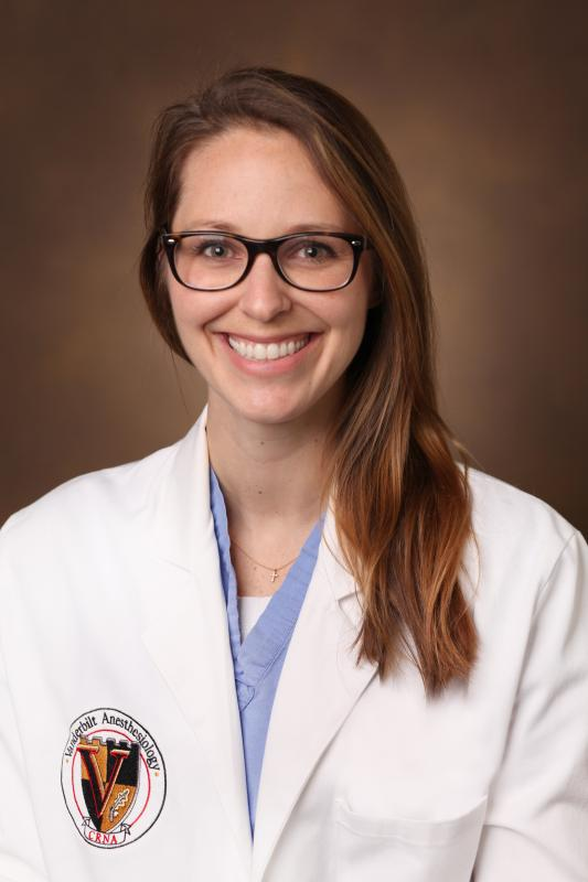 Emily McMaster, CRNA