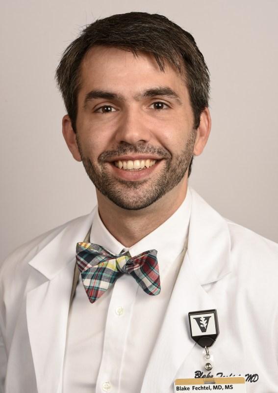 Blake Fechtel, MD