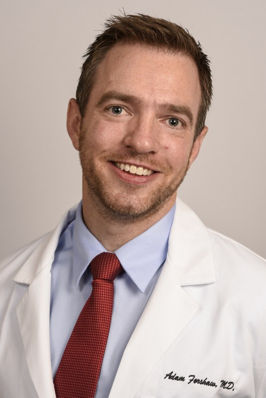 Adam Forshaw, MD