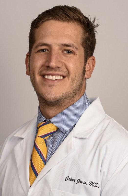 Calvin Gruss, MD