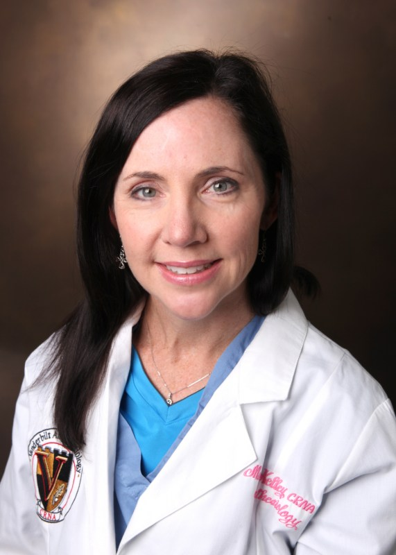 Mary Kelley, CRNA