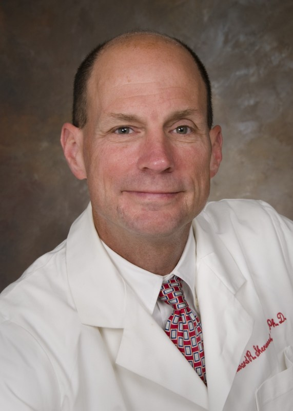 Edward Sherwood, MD
