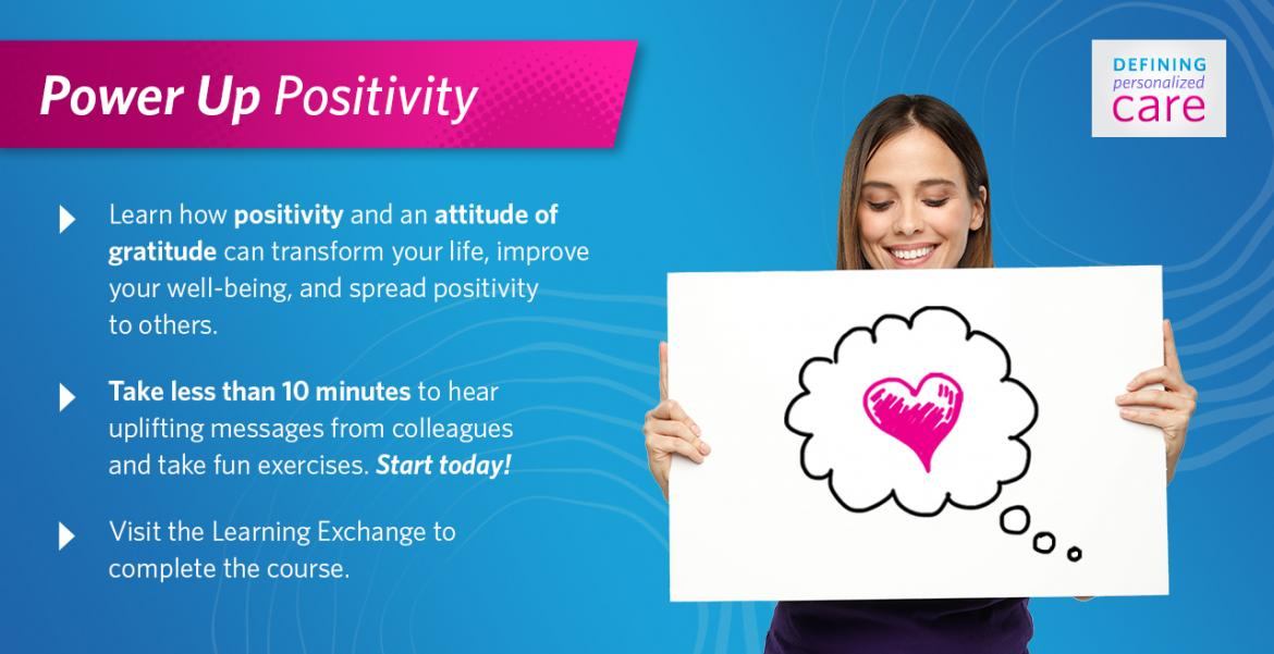Power Up Positivity