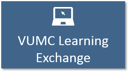 VUMC Learning Exchange
