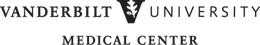 Vanderbilt University Medical Center black logo
