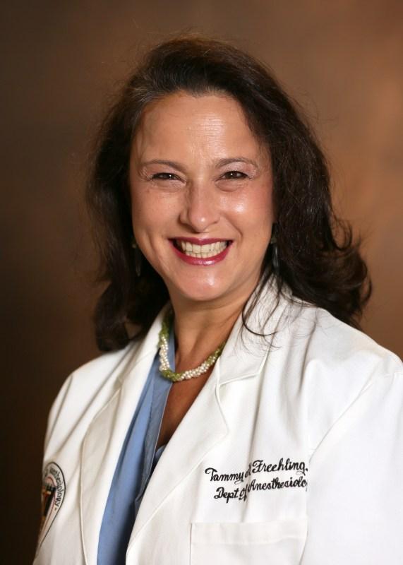Tammy Freehling, CRNA-Neurosurgery Service Specialist