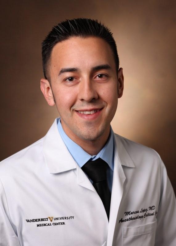 Marcos Lopez, M.D.
