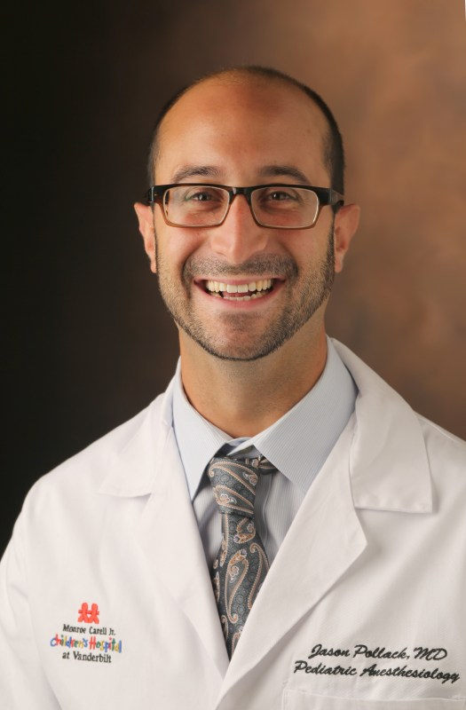 Anesthesiology Physicians & Scientist Faculty - Jason Pollack, MD