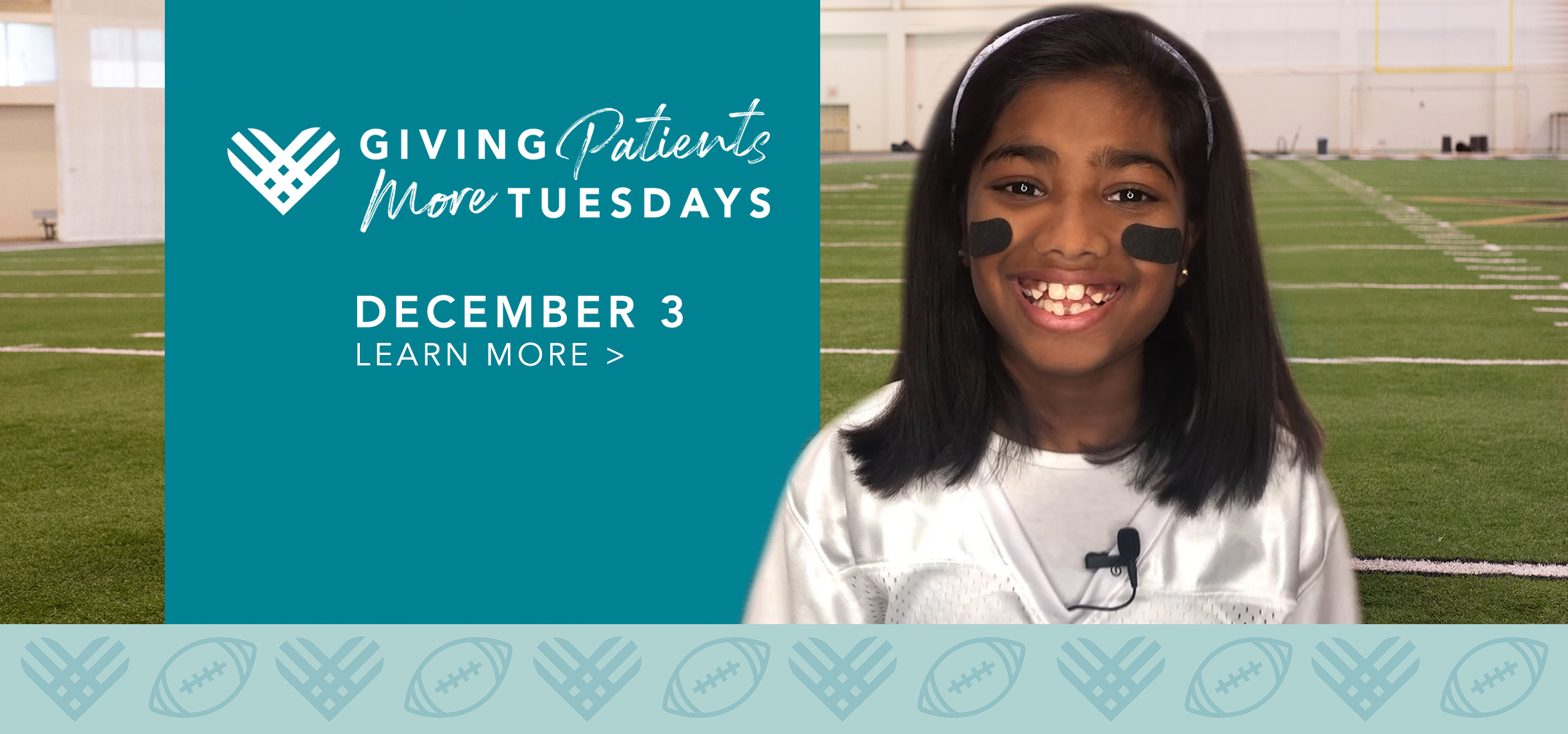Giving Tuesday is December 3, click to learn more