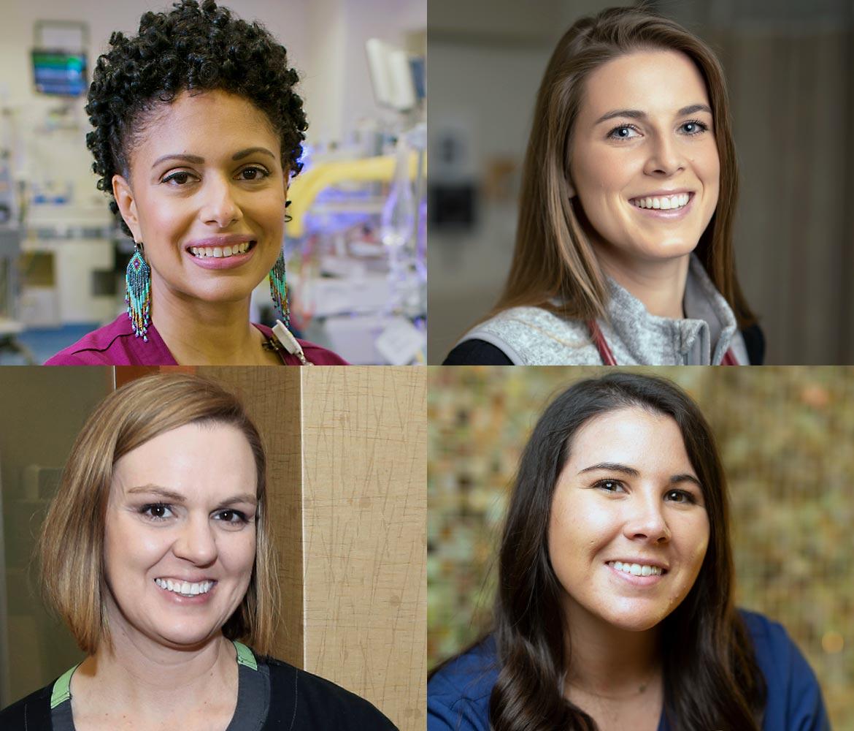 DAISY Awards honor four extraordinary nurses