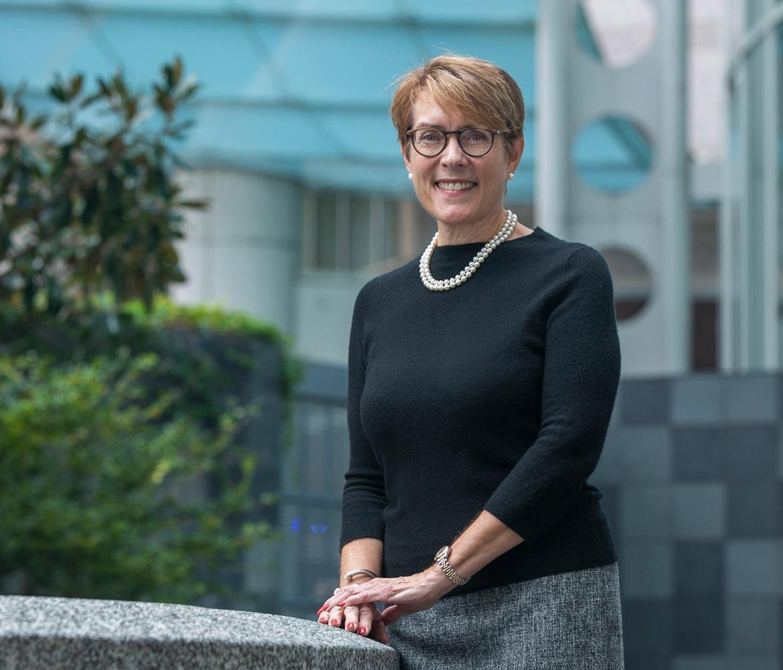 Rush named interim Children's Hospital president