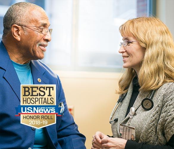 Vanderbilt University Medical Center named to nation's 'Honor Roll'