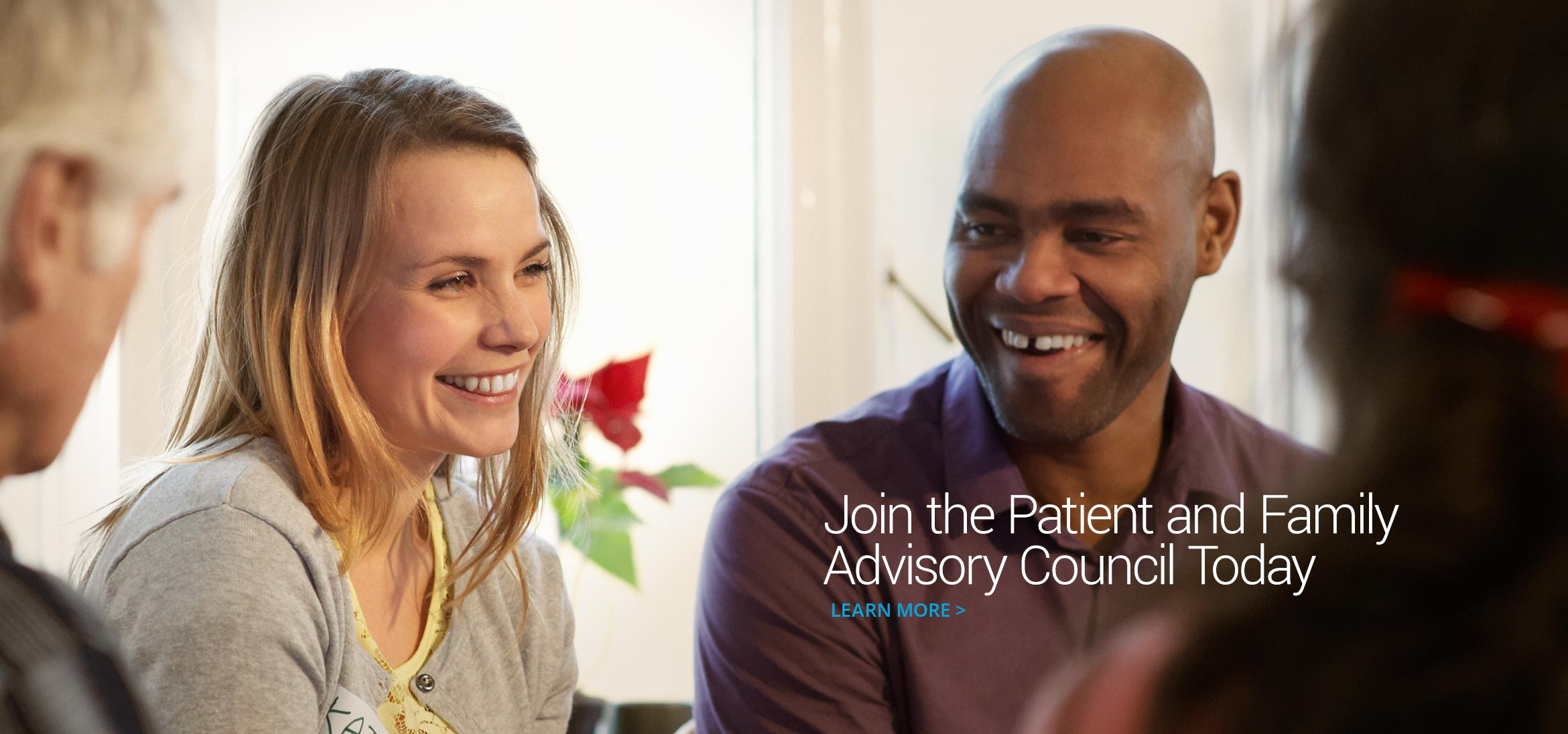Join the Patient and Family Advisory Council Today
