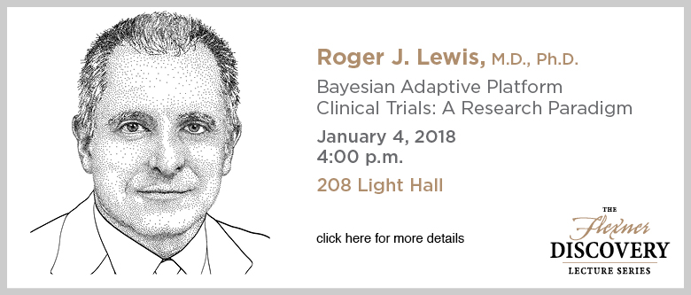 Discovery Lecture Series — Roger Lewis — January 4, 2018