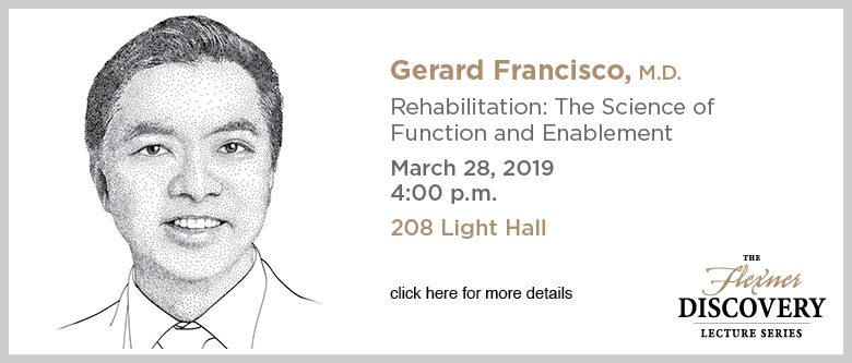 Discovery Lecture Series - Francisco - March 28, 2019
