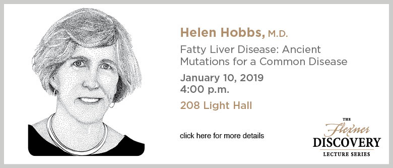 Discovery Lecture Series - Hobbs - January 10, 2019