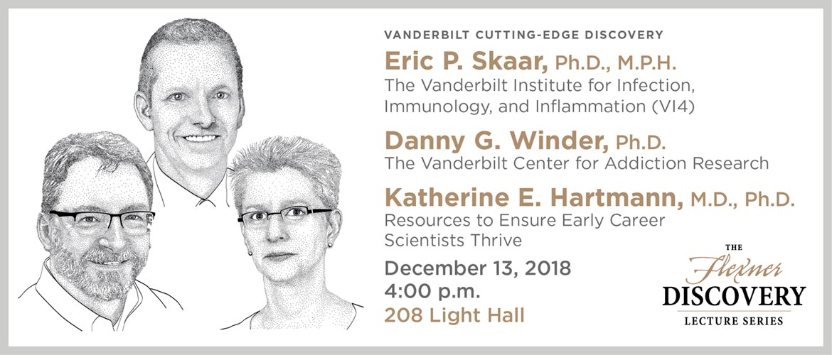 Discovery Lecture Series - Cutting Edge Discovery - December 13