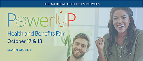 PowerUP Health and Benefits Fair 2017