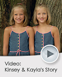 Kinsey and Kayla's Story