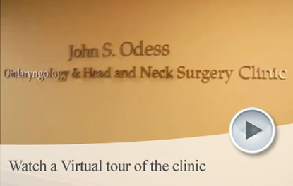 John S. Odess Otolaryngology & Head and Neck Clinic