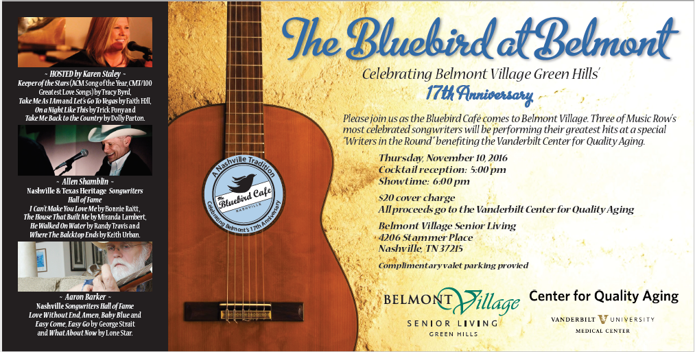 2016 Bluebird at Belmont