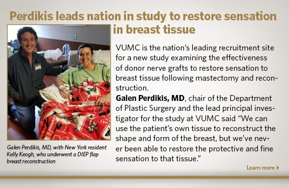 Department of Plastic Surgery - Vanderbilt Health Nashville, TN