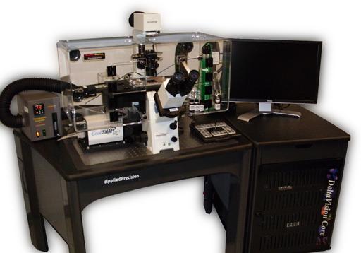 DeltaVision Microscope
