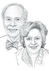 Sally E. Shaywitz, M.D. and Bennett A. Shaywitz, M.D.