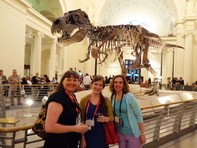 ADA opening reception at the Field Museum