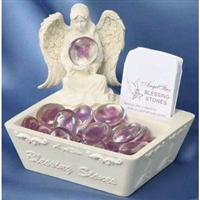 Angel Star Blessing Stones