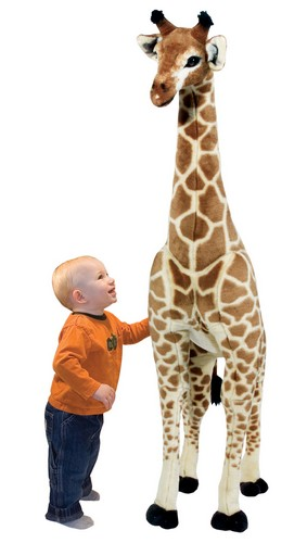 hugh giraffe stuffed animal