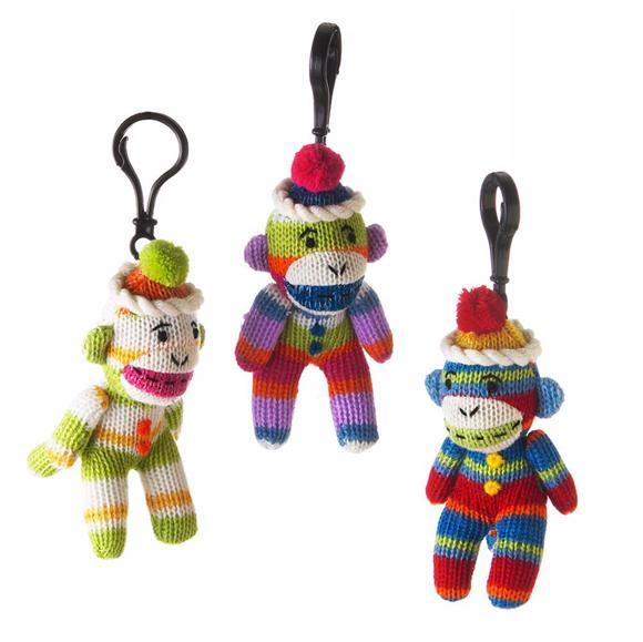Monkeez key chains