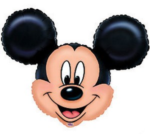 Mickey Mouse balloon