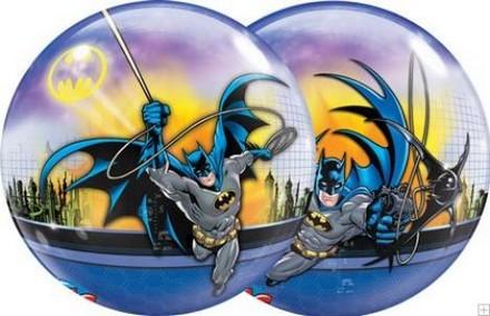 Batman bubble balloon