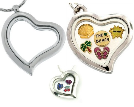 daughter the locket choose love lockets glass is mother charm floating forever between your img