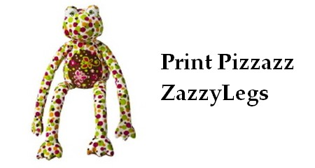 Mary Meyers Print Pizzazz, Crazy Legs