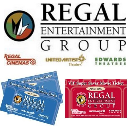 Regal Entertainment Group, movie tickets