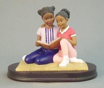 sisters figurines