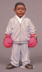 child boxer figurine