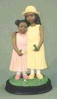 sisters figurine