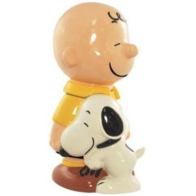 Chalie Brown & Snoopy Cookie Jar