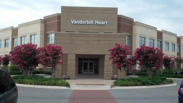 Vanderbilt Heart Murfreesboro